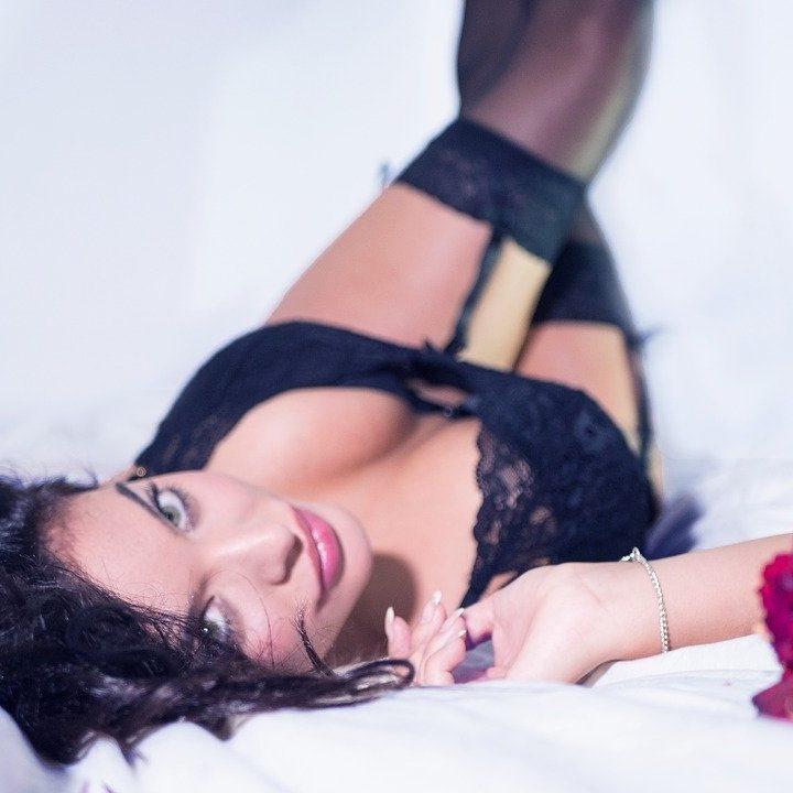 Seksowna erotyczna bielizna dla kobiet puszystych