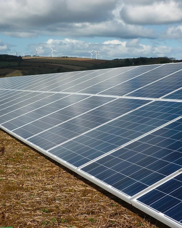 Panele fotowoltaiczne to niedrogie źródło energii