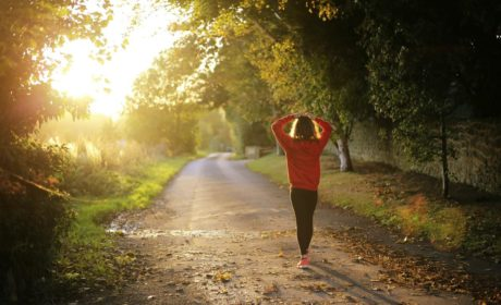 Czymś ważnym dla ciebie jako kobiety jest zdrowy tryb życia?