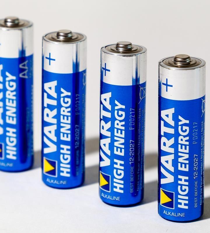 Dobrej jakości akumulatory