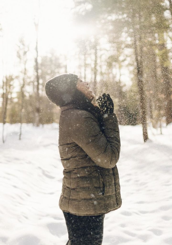 Na co należy zwrócić uwagę kupując damską kurtkę na zimę