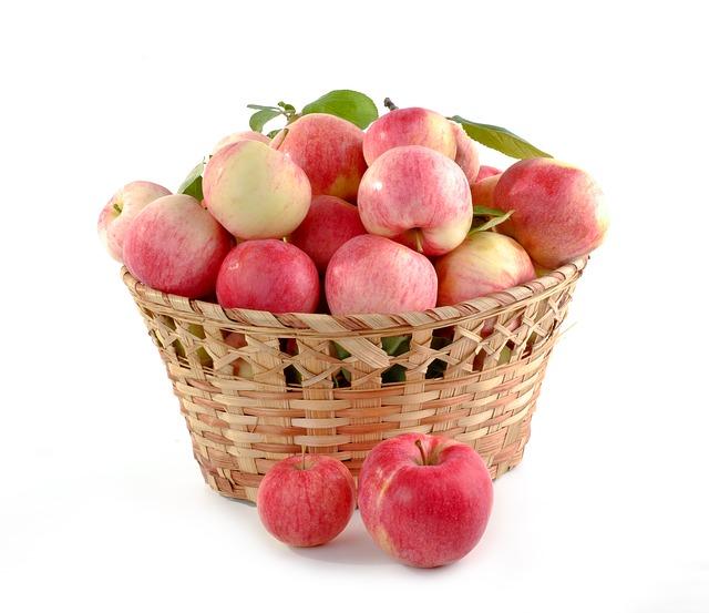 Bezpieczny sposób pozwalający przechowywać jabłka