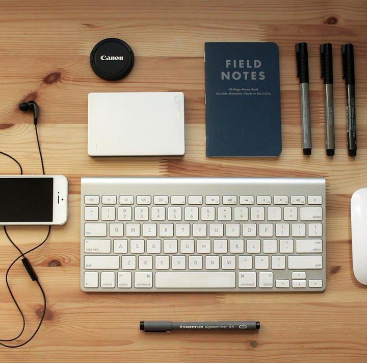Na jak wielu posiadanych przez was długopisach jest jakieś logo?